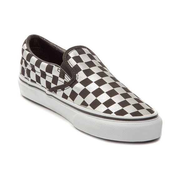 Vans Shoes | Exclusive Silver And Black